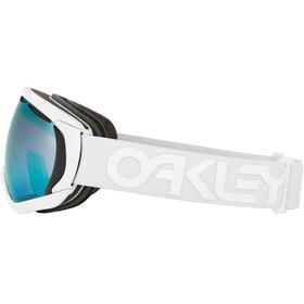Oakley Canopy - Lunettes de protection - bleu/blanc